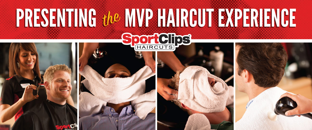 The Sport Clips Haircuts of West Fargo - West Plains Mall  MVP Haircut Experience